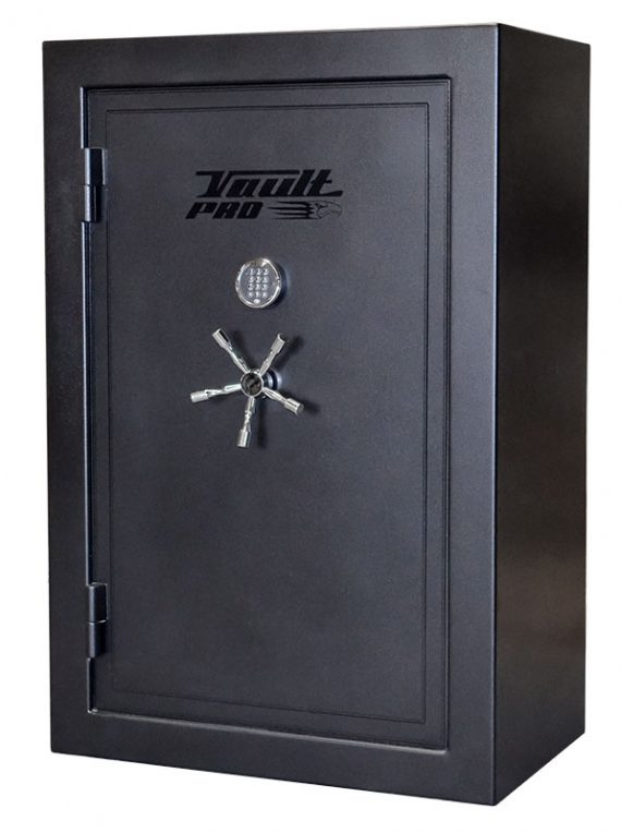 Vault Pro Golden Eagle Series - 35 Gun Safe