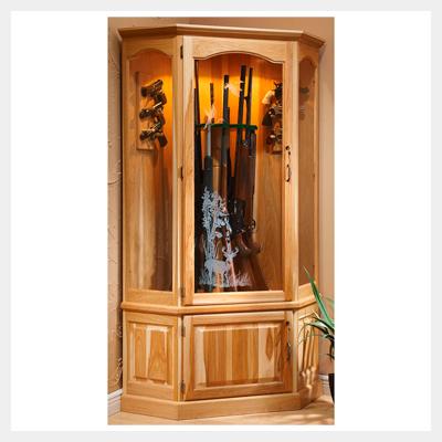 Wood Gun Cabinets
