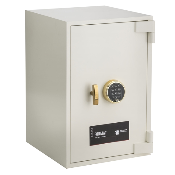 "Format - BL04 - Home Burglary Safe - 1/2"" Steel Body"