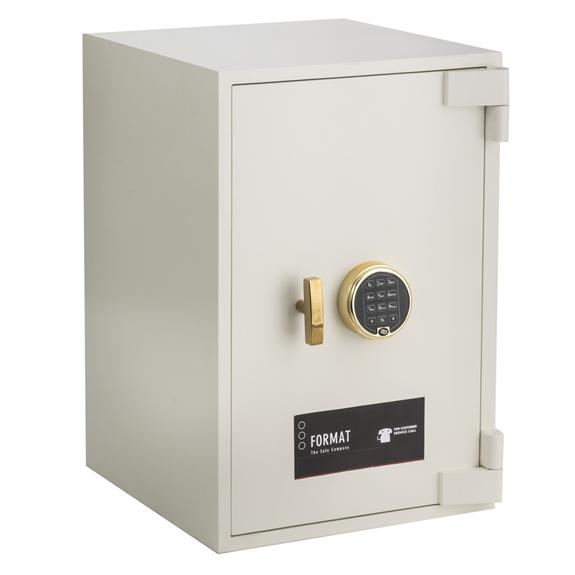 "Format - BL09 - Home Burglary Safe - 1/2"" Steel Body"