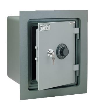 Gardall WMS129 Safe - Steel Body In-Wall Fire Safe