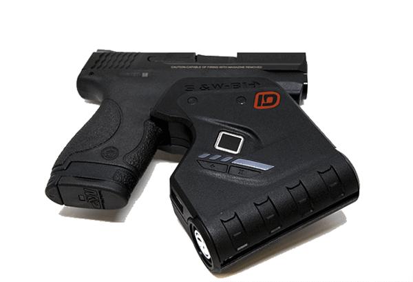 IDENTILOCK® Biometric Trigger Lock